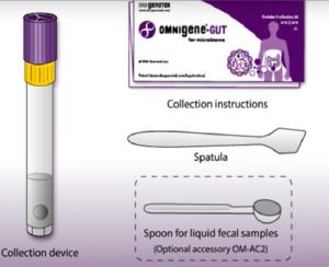 test microbiota